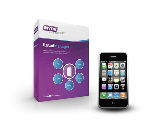 MYOB Retail Manager SMS Services