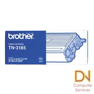 Brother TN-3185 Black Toner