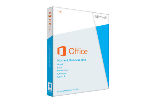 Microsoft Office 2016 Home and Business Retail